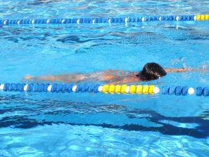 zwemmen en afvallen schema