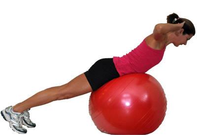 oefeningen voor een rechte rug