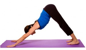Yoga oefeningen 1