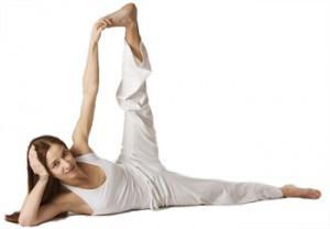 Yoga oefeningen 2