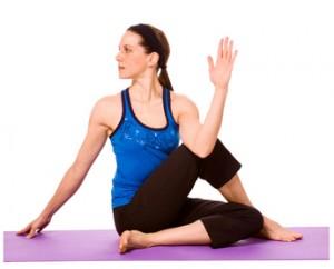 Yoga oefeningen 3