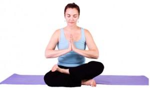 Yoga oefeningen 4
