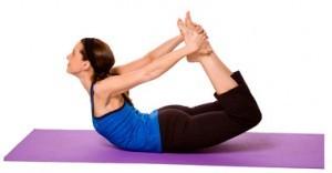 Yoga oefeningen 9