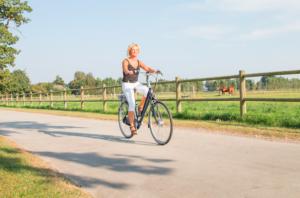 Gezond bezig zijn? Stap op je e-bike!